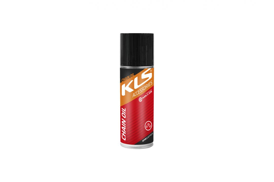 Mazací olej KLS CHAIN OIL Spray 200 ml