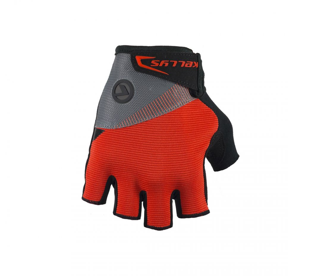 Rukavice KELLYS Comfort 018, red, L 2020