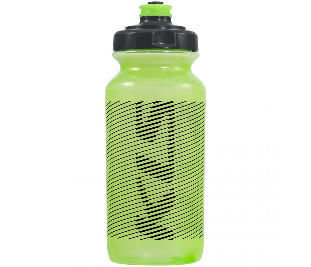 Fľaša MOJAVE Transparent Green 0,5l