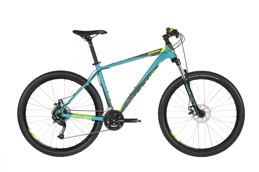 K19038 KELLYS Spider 10 Turquoise 27.5