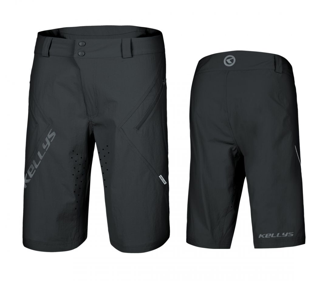 Cyklonohavice voľné  KELLYS STOKE black - XL
